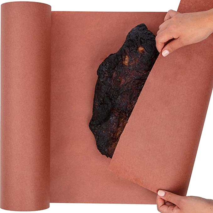 DIY CREW Pink Butcher Paper for Smoking Meat - The Best Quality