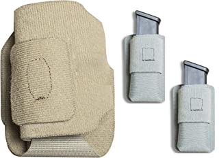 Vertx 3 Item Bundle MPH Full Size Holster Tan and 2 MAK Standard Pocket Mini Mag Gray