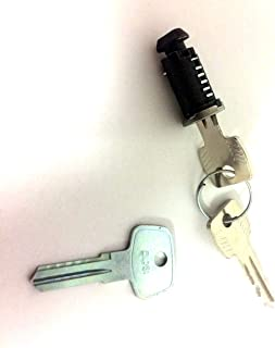 Thule Replacement HDWR Lock Cylinder with 2 Keys and Change Key - 7533973