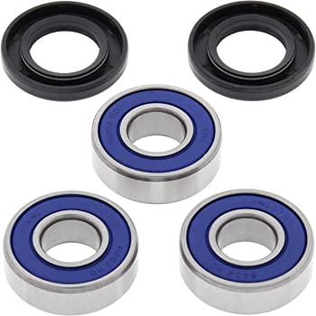 All Balls Front Wheel Bearing Seals Service CR 125R CR125 R XR 200R 25-1038