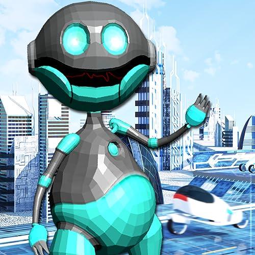 Robot parler