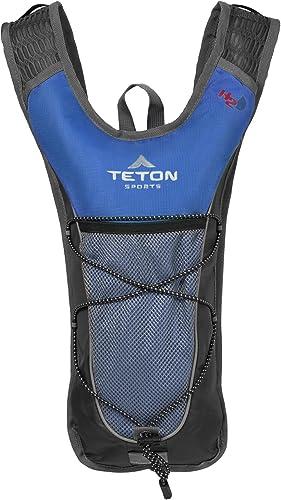 Teton Sports Trailcourirner 2.0 Sac à Dos avec Système de Boisson et Poche de Boisson (42 x 27 x 18 cm)