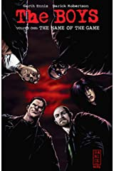 The Boys Vol. 1: The Name of the Game (Garth Ennis' The Boys) Kindle Edition