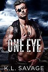One Eye (RUTHLESS KINGS MC™ ATLANTIC CITY (A RUTHLESS UNDERWORLD NOVEL) Book 3) Kindle Edition
