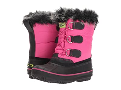 Western Chief Kids Arcterra EX Snow Boots (Toddler/Little Kid/Big Kid) (Pink) Boys Shoes