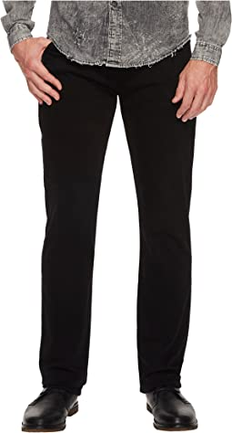 7 For All Mankind The Straight in Annex Black