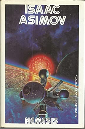 Nemesis Di Isaac Asimov, Ed. Mondadori 1990