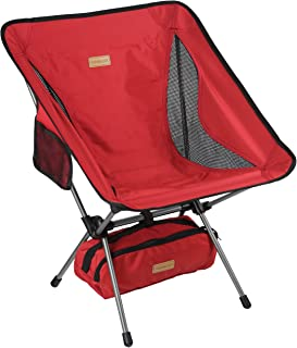 Best lightweight compact camping chairs Reviews