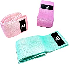 Resistance Theory - Resistance Bands Exercise Bands - Resistance Bands Set Women Gym Equipment Strength Training, Booty Ba...