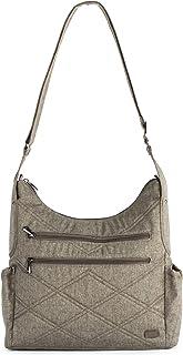 Lug Cable Car Satchel Shoulder Bag
