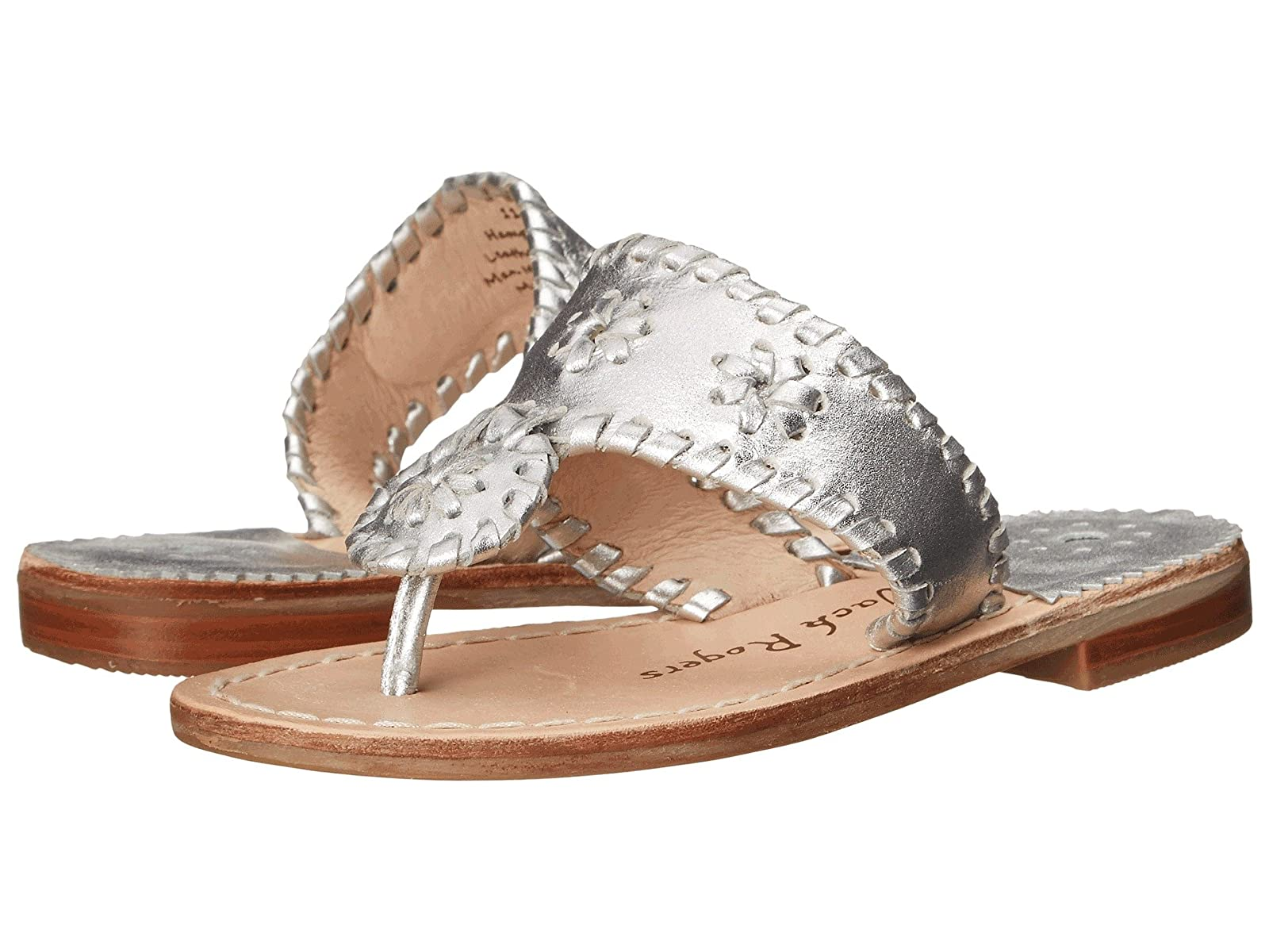 Jack Rogers Miss Hamptons II (Toddler/Little Kid/Big Kid)Atmospheric grades have affordable shoes
