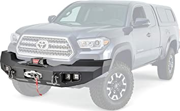 WARN 100927 Tacoma: 2016-18 Toyota 2016-2018 Ascent Front Bumper