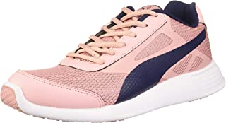 Puma Women's Trenzo Wn S Ii Idp Bridal Rose-Peacoat-p Sneakers