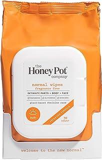 The Honey Pot Company Feminine Wipes - Normal, 30 Count