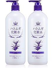 [Amazon限定ブランド] SKIN AUTHORITY ハトムギ化粧水 500mlx2本