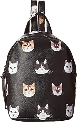 Juxtaphase Mini Cat Backpack