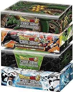 Dragon Ball Super Collectible Card Game Special Anniversary Box
