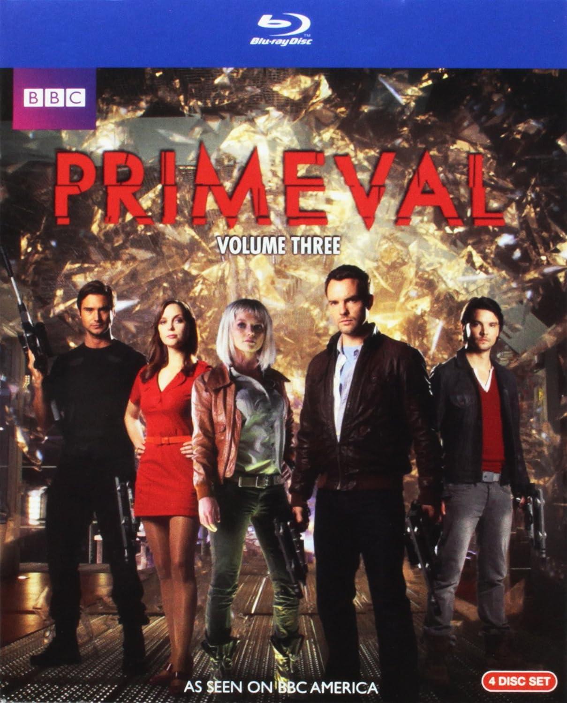 Primeval: Volume Regular store Blu-ray Special Campaign Three