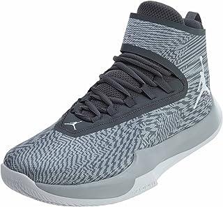 b351655a3968 NIKE Jordan Fly Unlimited Men s Basketball Shoes Wolf Grey White-Dark Grey  aa1282-