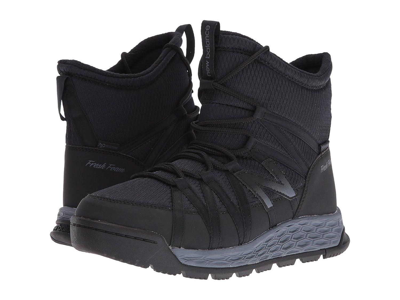 (ニューバランス) New Balance メンズランニングシューズ?スニーカー?靴 BW2000v1 Black/Black ブラック/ブラック 8.5 (26.5cm) B