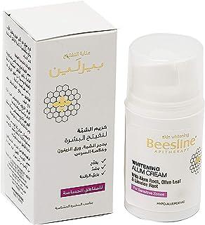 Beesline Whitening Alum Cream For Sensitive Zones, 50Ml