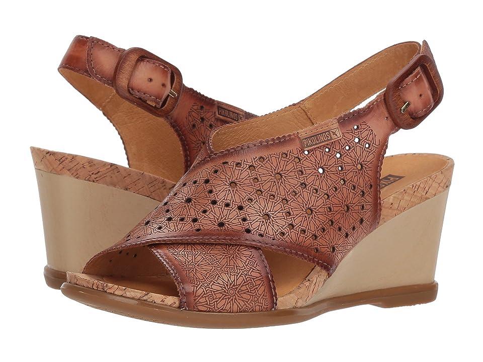Pikolinos Vigo W3R-1596 (Flamingo) Women