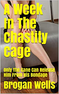 chastity cage release