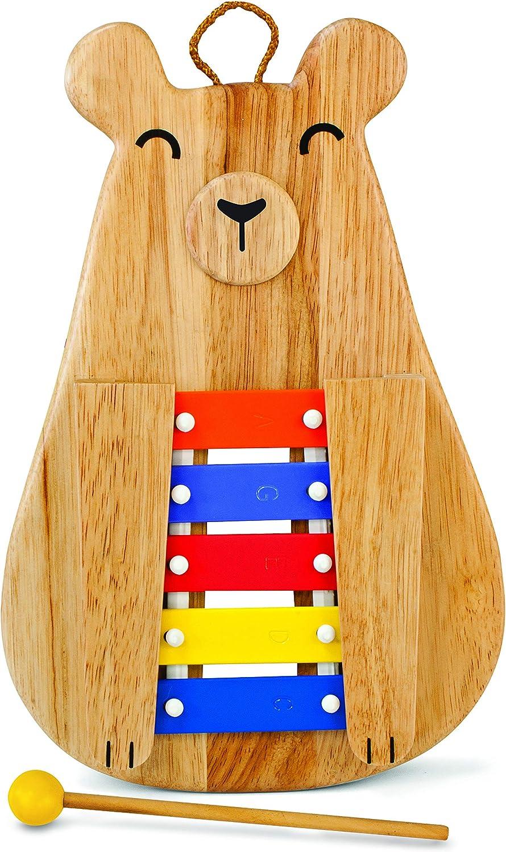 Hohner Green Tones overseas 3715 Glockenspiel Papa Bear Super popular specialty store