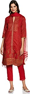 Rangriti Women's Straight Salwar Suit Set