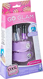 Go Glam Nail Fashion Pack, Sunny, 2132, Multicolor