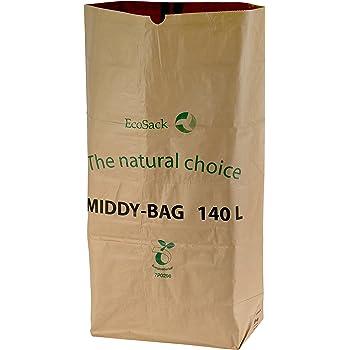 All-Green - Bolsas de Basura biodegradables y compostables (Papel ...