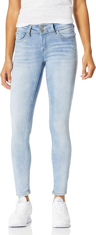 WallFlower Women's Instasoft Ultra Skinny メーカー在庫限り品 Jeans お求めやすく価格改定 Fit