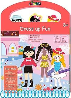 Avenir CH201742 Dress up Fun Colouring Book