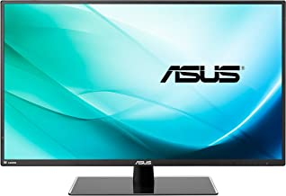 "ASUS VA32AQ WQHD 1440p 5ms IPS DisplayPort HDMI VGA Eye Care Monitor, 31.5"", Black"