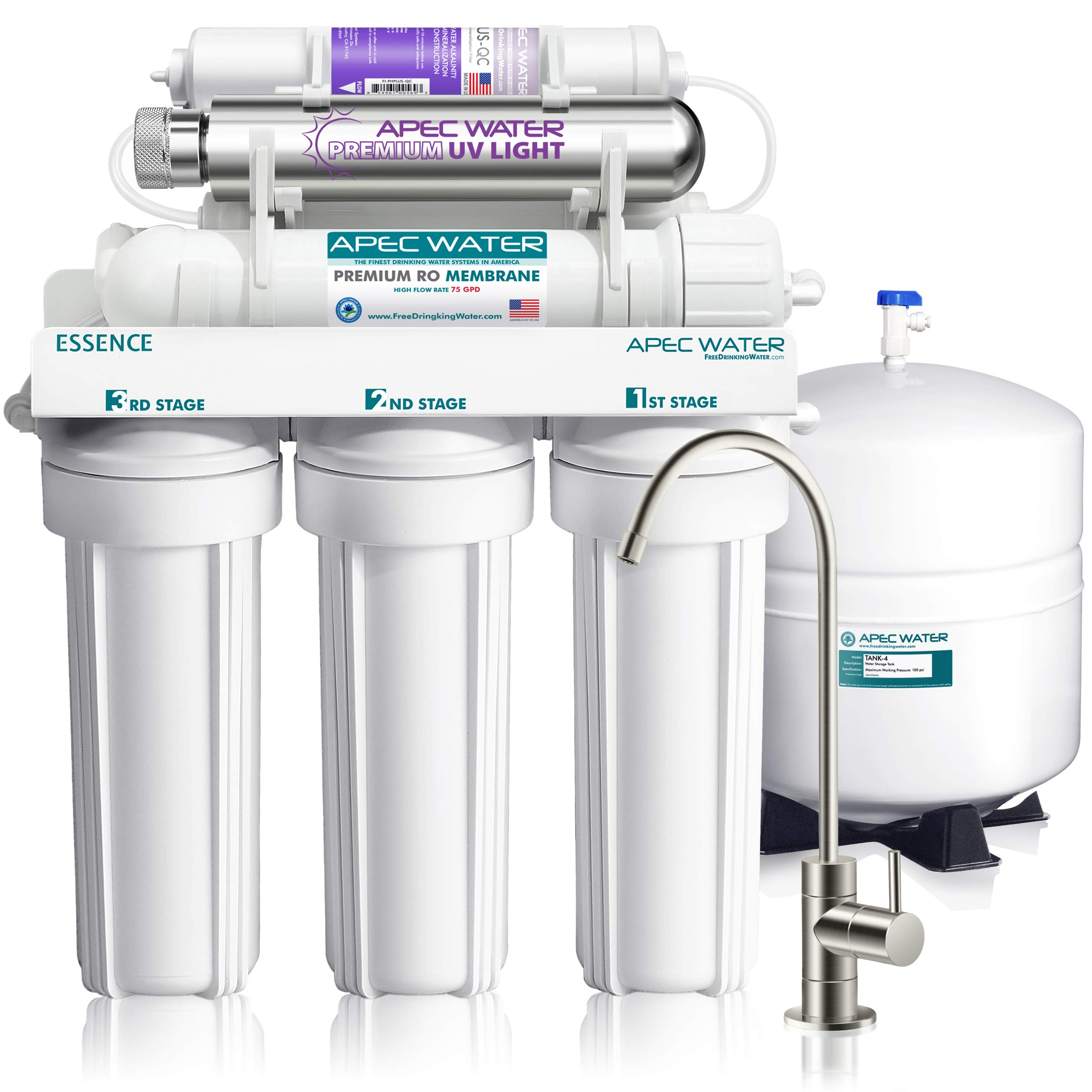 APEC Water Systems ROES PHUV75 Ultra Violet