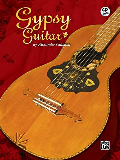 Gypsy Guitar: Book & CD