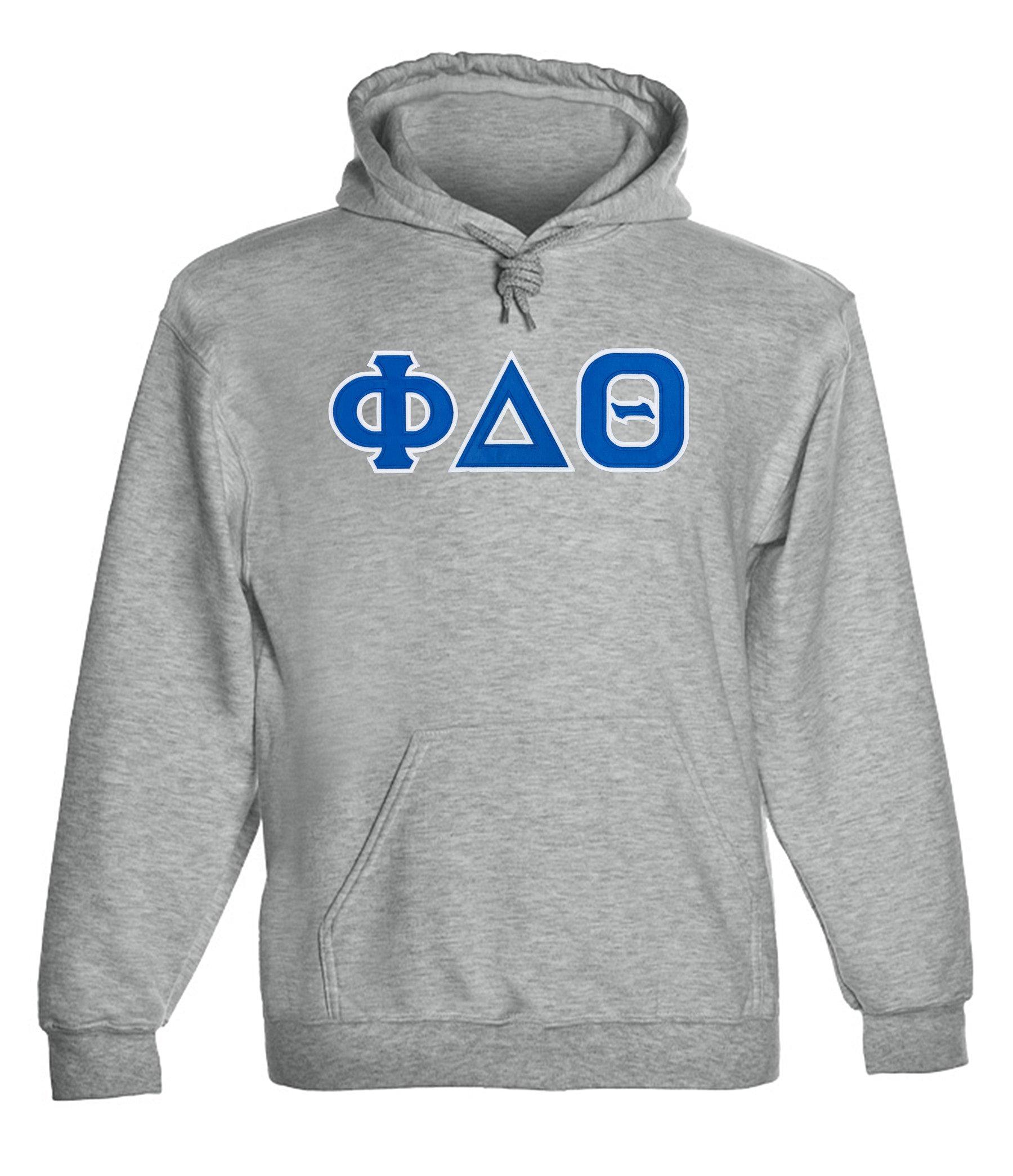 Phi Delta Theta Quarter Zip Pullover Sweatshirt