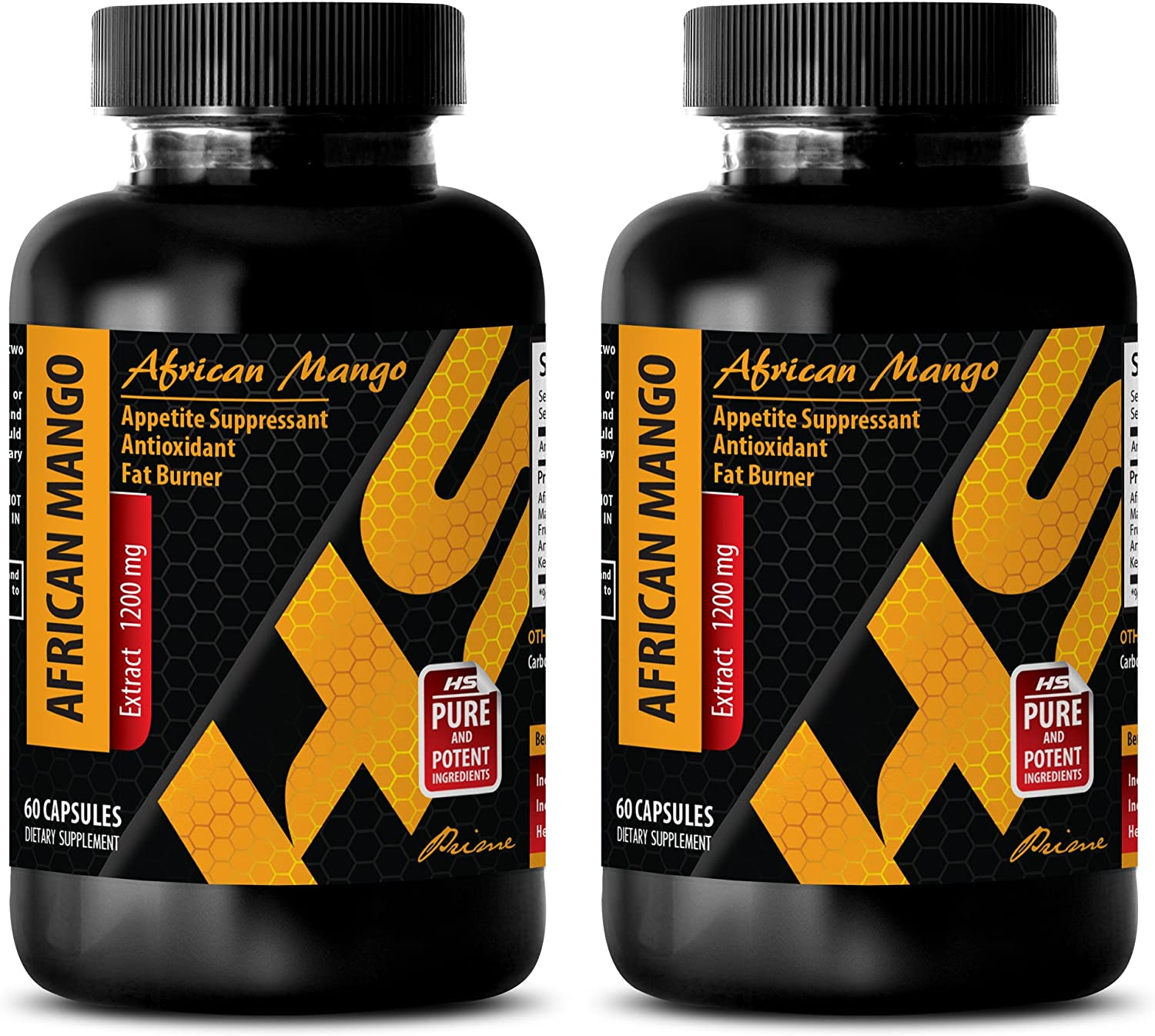 Weight Ranking TOP15 Loss Supplements All Natural Extract 1200 - Charlotte Mall African Mango