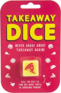 Takeaway Dinner Dice