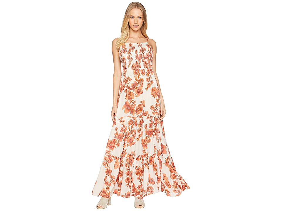 Free People Garden Party Maxi (Ivory) Women