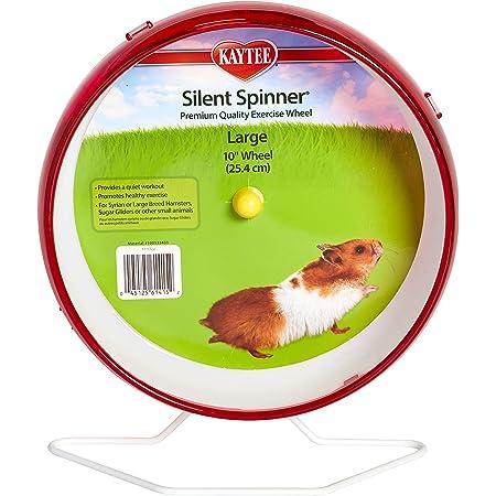 Kaytee Animal Silent Spinner Wheel