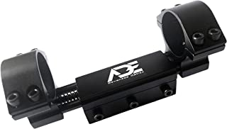 Ade Advanced Optics Shock Absorbing Scope Mount Fits 1 inch and 30mm Tubes