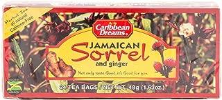Best sorrel ginger tea Reviews