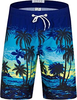 APTRO Men's Swim Trunks Quick Dry Bathing Suit Swim Shorts