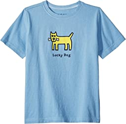 Lucky Dog Crusher™ Tee (Little Kids/Big Kids)