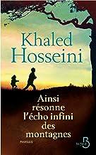 Ainsi résonne l'écho infini des montagnes (Roman) (French Edition)