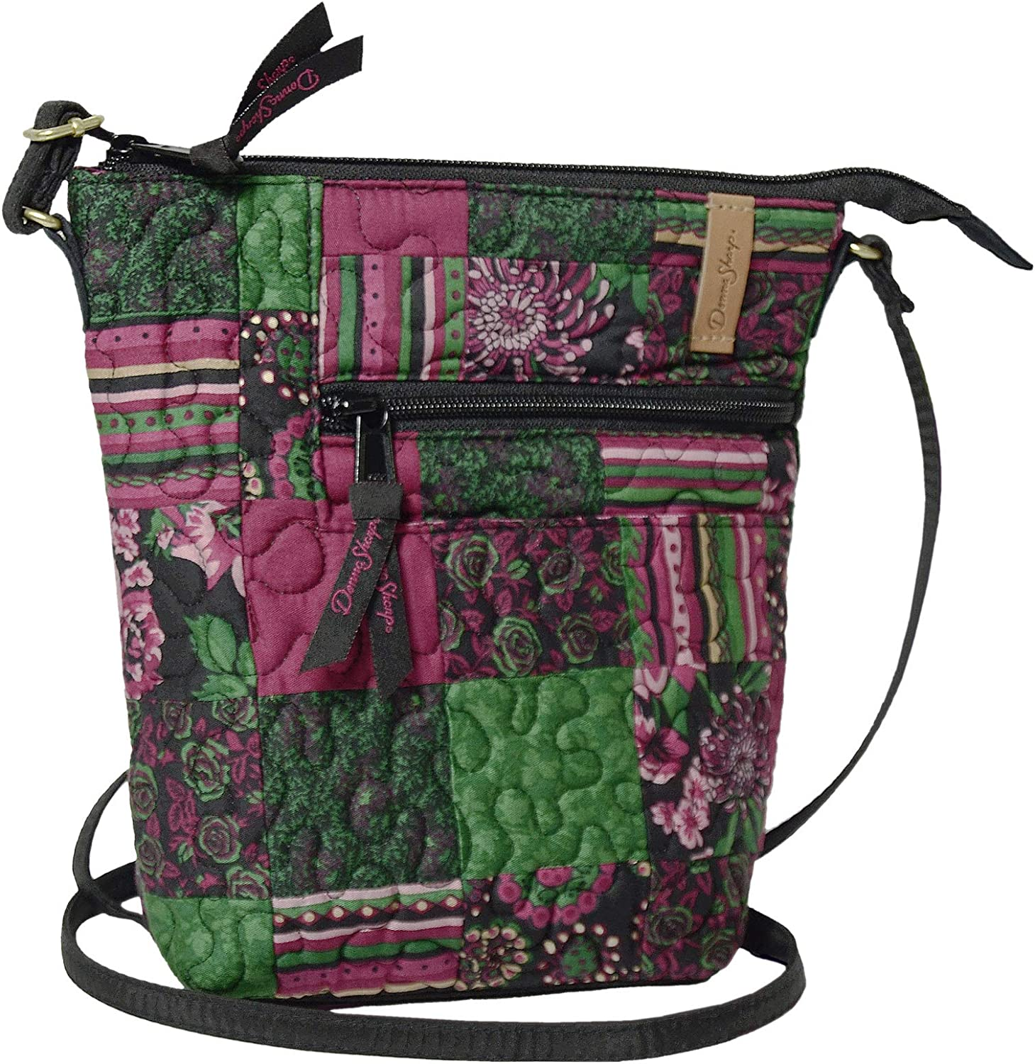 Quilted Donna Sharp Penny Bag