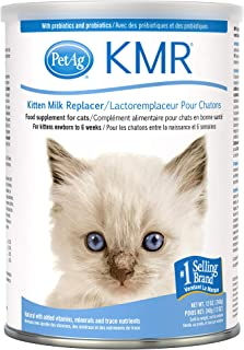 Petag Kmr Powder For Kittens & Cats - 12Oz