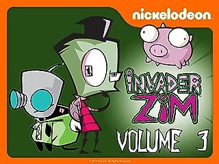 Invader Zim Volume 3