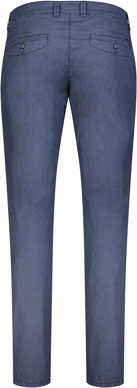 MAC Jeans Lennox Pantalon Homme Bleu (Mare Printed 187b)